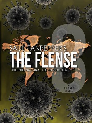 cover image of The Flense-- 8