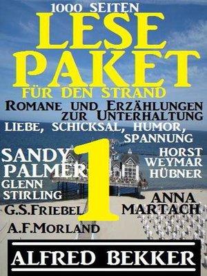 cover image of Lese-Paket 1 für den Strand