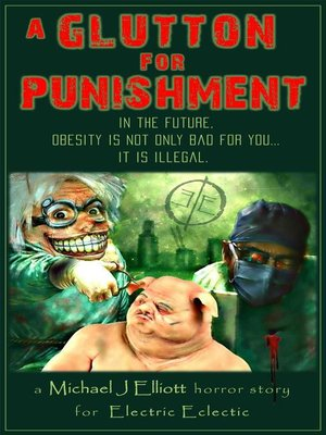 cover image of A glutton for punishment