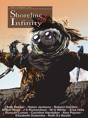 cover image of Shoreline of Infinity 12