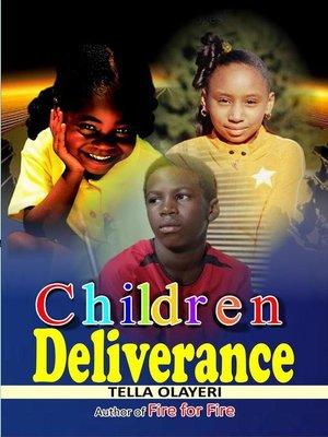cover image of Children Deliverance