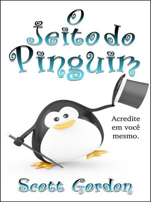 cover image of O Jeito do Pinguim