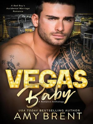 cover image of Vegas Baby