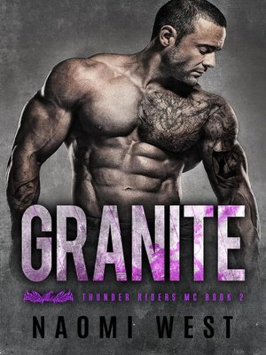 cover image of Granite (Book 2)