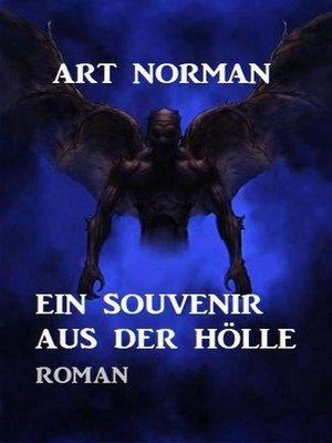 cover image of Ein Souvenir aus der Hölle