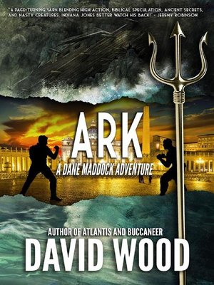 cover image of Ark- a Dane Maddock Adventure
