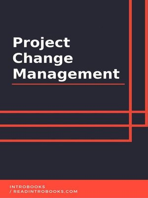cover image of Project Change Management