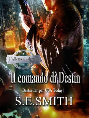 cover image of Il comando di Destin