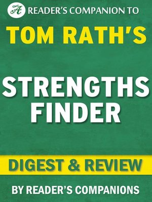 cover image of StrengthsFinder