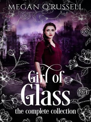 cover image of Girl of Glass