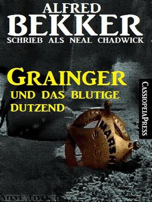 cover image of Grainger und das blutige Dutzend