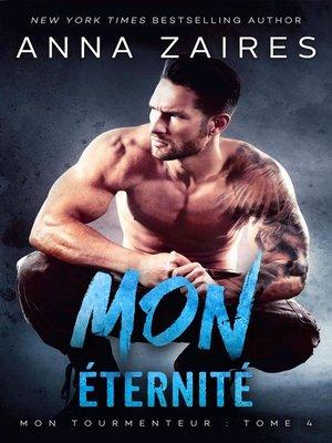 cover image of Mon éternité