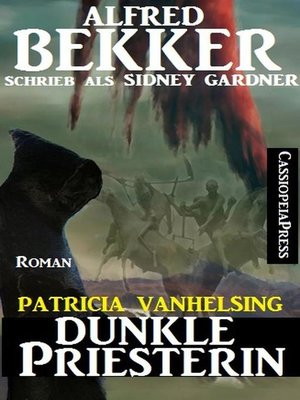cover image of Patricia Vanhelsing Roman
