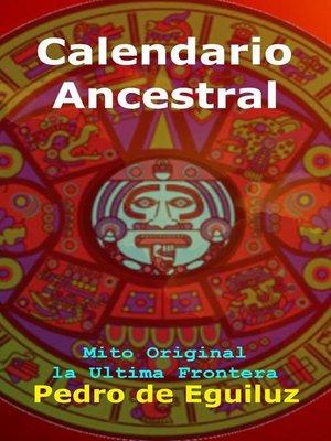 cover image of Calendario Ancestral