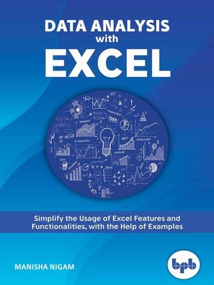 cover image of Data Analysis with Excel