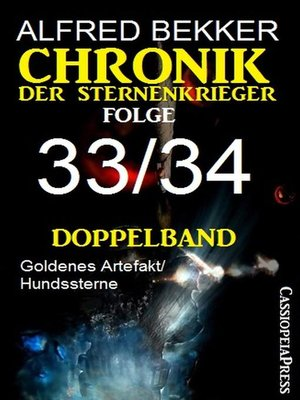 cover image of Chronik der Sternenkrieger Folge 33/34--Doppelband