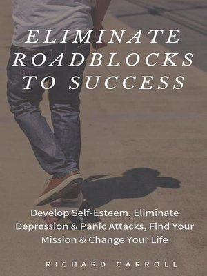 cover image of Eliminate Roadblocks to Success