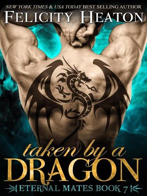 cover image of Taken by a Dragon