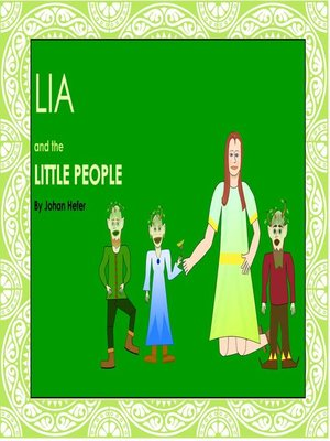 cover image of Lia and the Little People