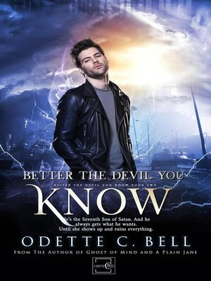 cover image of Better the Devil You Know Book Two