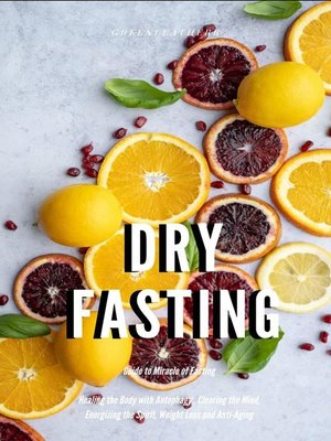 cover image of Dry Fasting