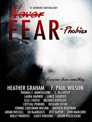 cover image of Never Fear--Phobias