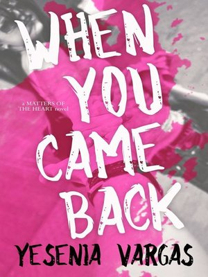 cover image of When You Came Back