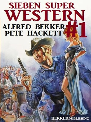 cover image of Sieben Super Western #1