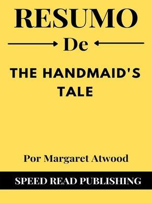 cover image of Resumo De the Handmaid's Tale Por Margaret Atwood