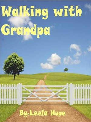 cover image of Walking with Grandpa