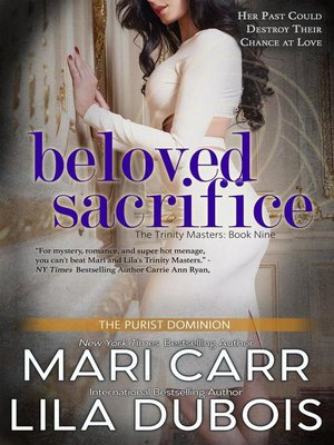 cover image of Beloved Sacrifice