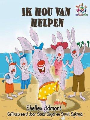 cover image of Ik hou van helpen