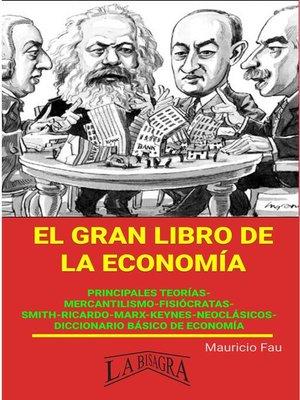 cover image of El gran Libro de la Economía