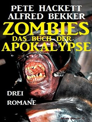 cover image of Zombies--Das Buch der Apokalypse