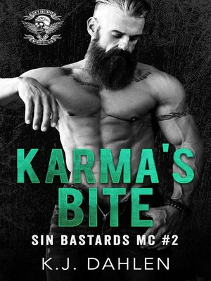 cover image of Karma's Bite