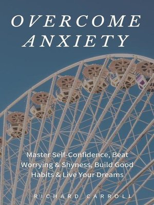 cover image of Overcome Anxiety