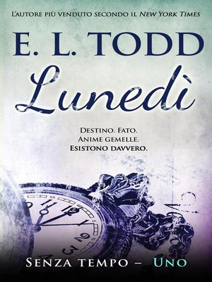 cover image of Lunedì