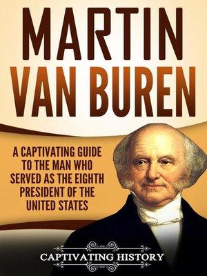cover image of Martin Van Buren