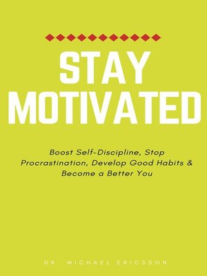 cover image of Stay Motivated
