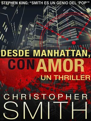 cover image of Desde Manhattan, Con Amor