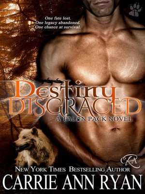 cover image of Destiny Disgraced