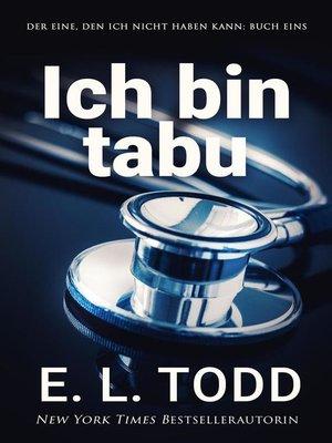 cover image of Ich bin tabu