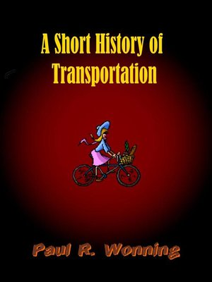 cover image of A Short History of Transportation