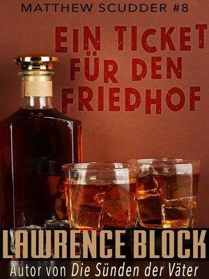 cover image of Ein Ticket für den Friedhof