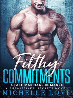 cover image of Filthy Commitments