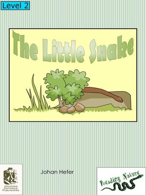 cover image of The little snake
