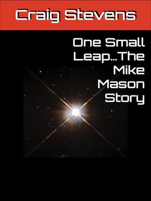 cover image of One Small Leap...