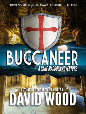 cover image of Buccaneer- a Dane Maddock Adventure