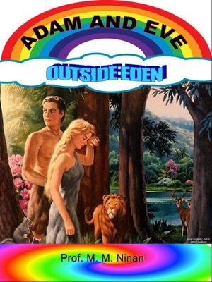 cover image of Adam and Eve, Outside of Eden