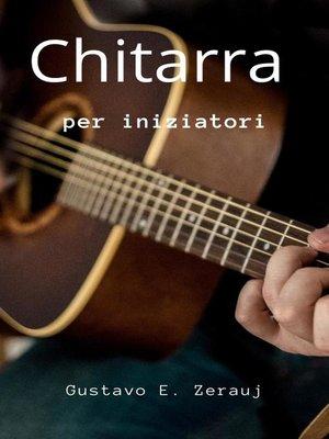 cover image of Chitarra    Per iniziatori